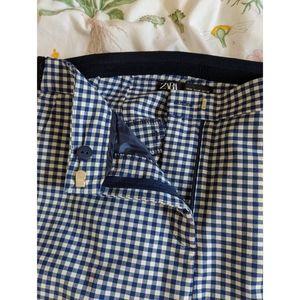 Zara Pants - Zara gingham pants